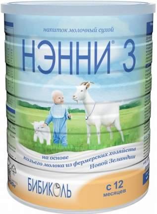 Смесь на козьем молоке Бибиколь Нэнни 3 от года 400 г