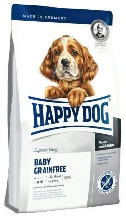 Сухой корм для щенков Happy Dog Supreme Young Baby Grainfree, беззерновой, птица, 1кг