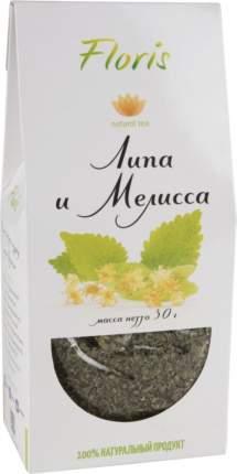 Чай травяной Floris липа и мелисса 30 г