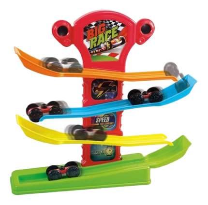 Развивающая игрушка PlayGo Трек с машинками Play 2265