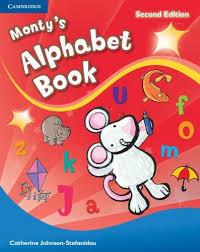 Kid's Box 2Ed 1-2 Monty's Alphabet Bk