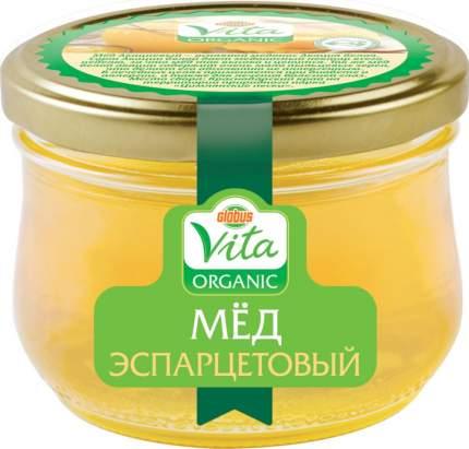 Мед эспарцетовый Глобус Вита оrganic 270 г