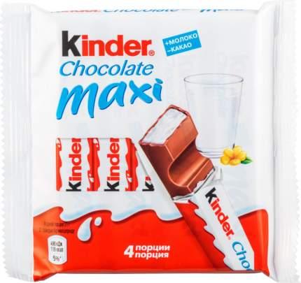 Шоколад молочный Kinder maxi 84 г