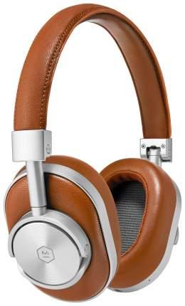Беспроводные наушники Master & Dynamic MW60S2 Brown