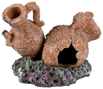Грот для аквариума TRIXIE Античные кувшины и амфоры, полиэфирная смола, 47х8х7 см, 6 шт