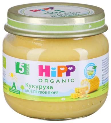Пюре овощное HiPP Кукуруза с 5 мес. 80 г