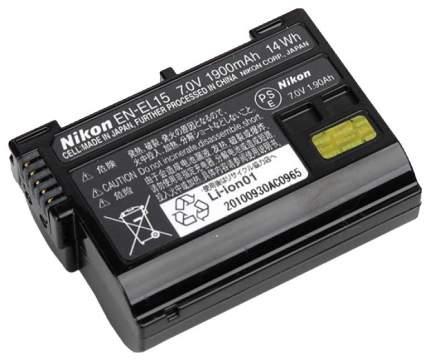 Аккумулятор для цифрового фотоаппарата Nikon EN-EL15