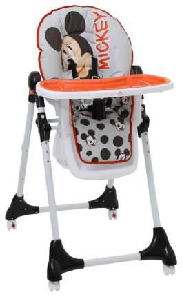 Стульчик для кормления Polini Disney baby 470 Микки Маус серый