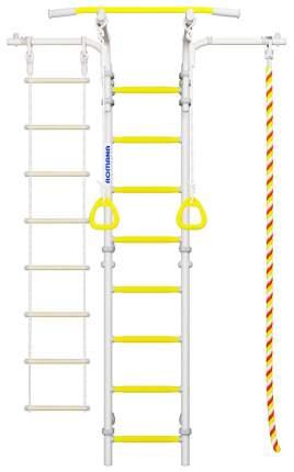 Спортивный комплекс Romana Karusel S5 ДСКМ-2С-8.06.Т2.410.18-14 белый прованс