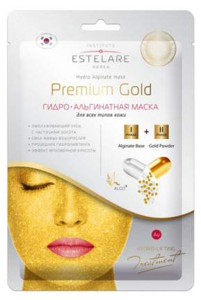 Маска для лица Estelare Premium Gold 55 г