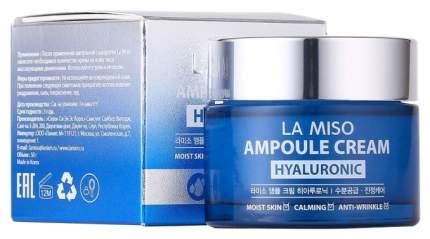 Крем для лица La Miso Hyaluronic Acid Ampoule Cream