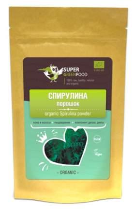 Спирулина Super Green Food порошок 100 г