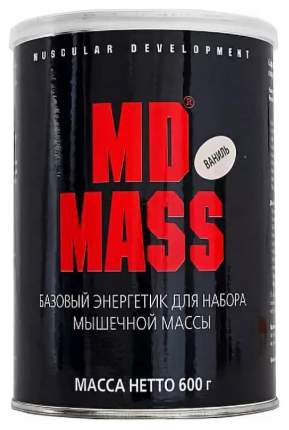 Гейнер MD мил Mass 600 г ваниль