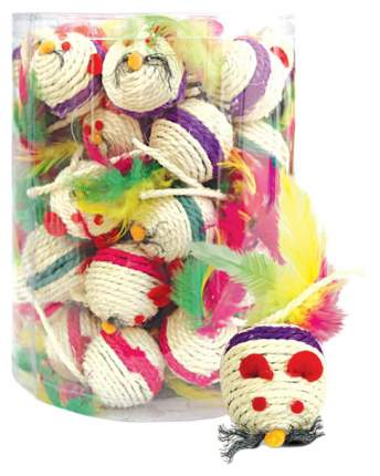 Игрушка для кошек Triol Шарик-мышь NT515 22181050