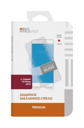 Защитное стекло InterStep для Huawei Y5 Prime (2018) White