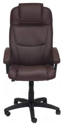 Кресло руководителя TetChair Bergamo Коричневый, 2tone