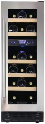 Встраиваемый винный шкаф Dunavox DAU-17.57DW