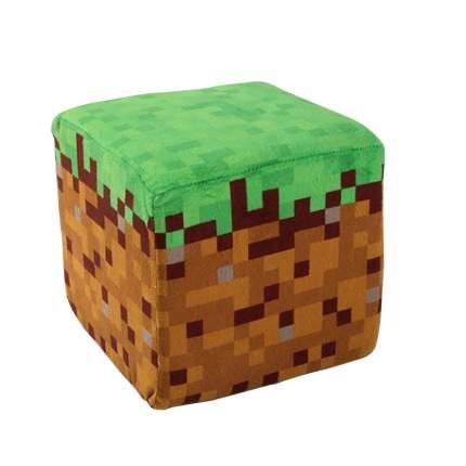 Мягкая игрушка Minecraft Куб Dirt Block (Грязевой блок), 20 см