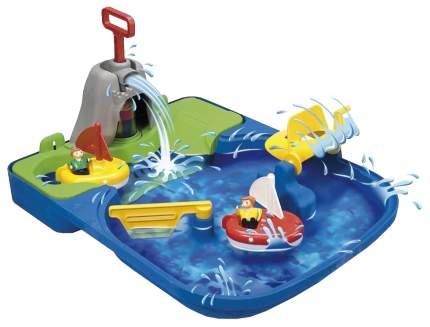 AQUAPLAY Игровой набор для ванны Пещера с водопадом и лагуной Акваплей 450