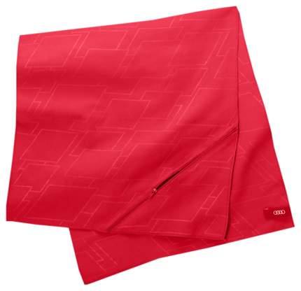 Полотенце для лица Audi красный