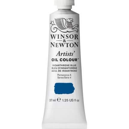 Масляная краска Winsor&Newton Artists индантреновый 37 мл