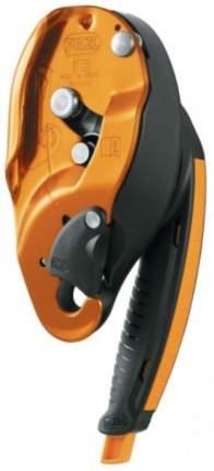 Спусковое устройство Petzl I'D S оранжевое