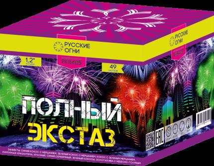 Салют Русские Огни PK8405 Полный экстаз 49 залпов