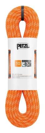 Веревка статическая Petzl Club 10 мм, оранжевая, 60 м