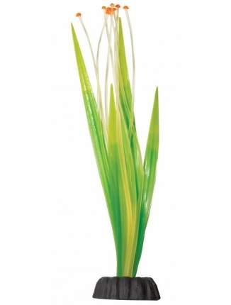 Искусственное растение для аквариума Laguna Циперус, пластик, керамика