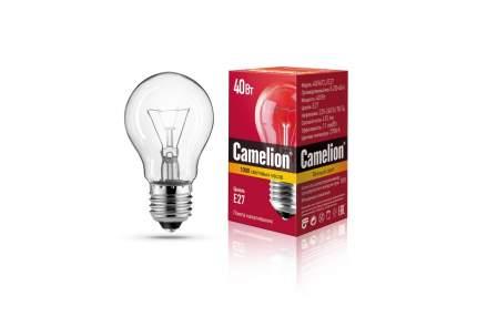 Лампа накаливания Camelion 40 Вт. E27