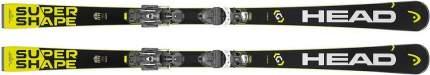 Горные лыжи Head Supershape i.Speed SW MFPR + PRD 12 2018, 170 см