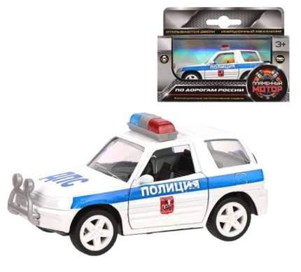 Машина спецслужбы Пламенный мотор Полиция 870357