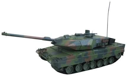 Радиоуправляемый танк HOBBY ENGINE 0804 зеленый