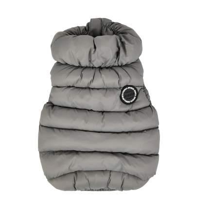 Жилет для собак Puppia Vest A, сверхлегкий, унисекс, серый, L