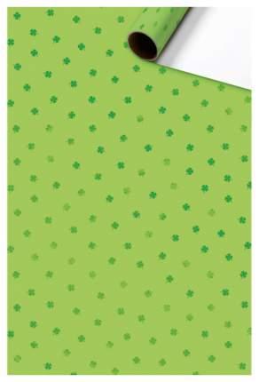 "Бумага упаковочная ""Lia. Зеленый"", 0,7x1,5 м"