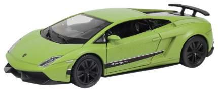 """Коллекционная игровая модель """"Lamborghini Gallardo LP-570-4 Superleggera"""", матовая серия"""