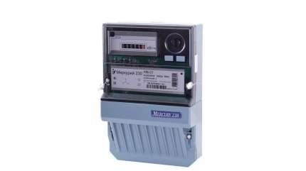 Счетчик электроэнергии Incotex Меркурий 230AM-03, 3 фазы, 1 тариф, 5А