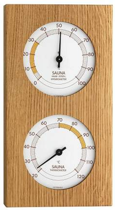 Термогигрометр TFA 40.1052.01 для сауны (Wood)