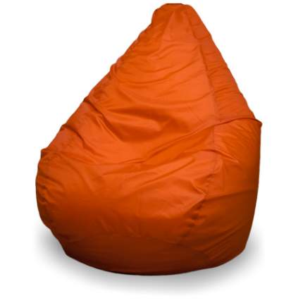 Внешний чехол Кресло-мешок груша  L, Оксфорд Оранжевый