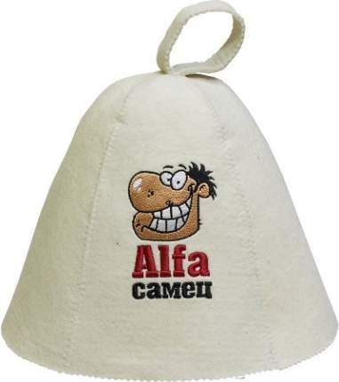 Шапка для бани Банные штучки 41144 Alfa самец