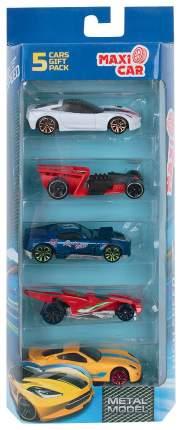 Набор машинок Zhorya Maxi Car 5 штук i-E878-5