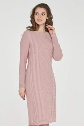 Платье женское VAY 182-2390 розовое 44 RU