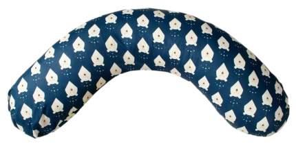 Подушка для беременных AmaroBaby Белые Медведи, 170х25 см