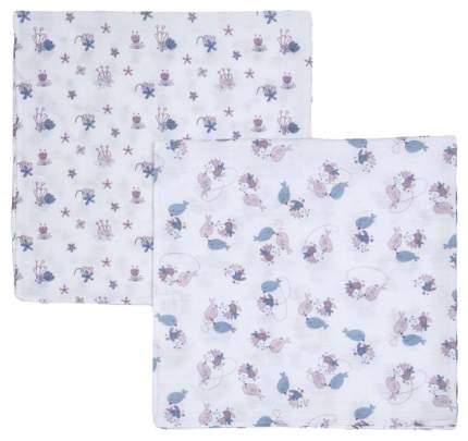 Покрывало для пеленания FUNNABABY (Фаннабэби) Origami 90*90 см 2 шт