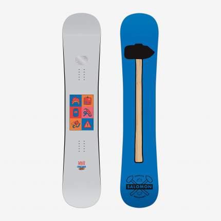 Сноуборд Salomon 6 Piece 2020, 155 см