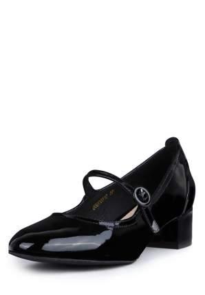 Туфли женские Alessio Nesca 00806510 черные 38 RU