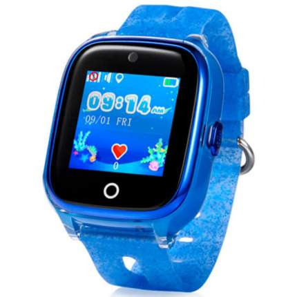 Смарт-часы Wonlex Smart Baby Watch KT01 Blue
