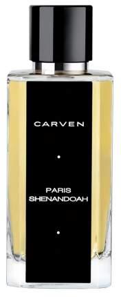 Парфюмерная вода Carven Paris Shenandoah 125 мл