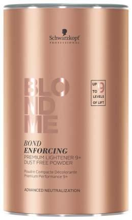 Осветлитель для волос Schwarzkopf BlondMe Bond Enforcing Premium Lightener 9+ 450г