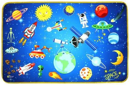 Накладка на стол текстильная (складная) 700*450 КН-2-20-1 мал Весёлый космос 256217 Оникс